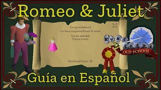 [OSRS] Romeo & Juliet (Español)