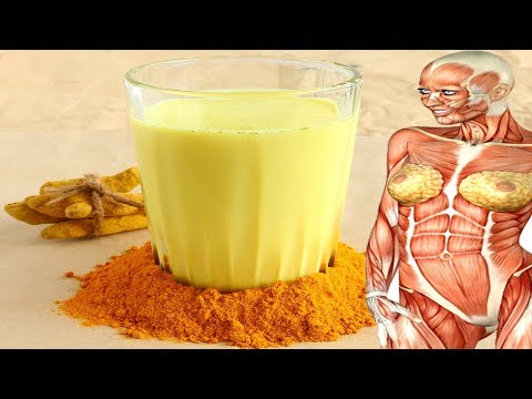 What Happened When I started Drinking Golden Milk Every Night Before Bed
