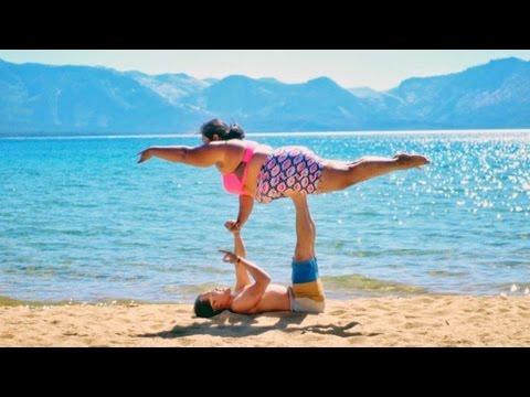 Plus-Size Yoga: Instagram Celebrity Fighting Fatphobia