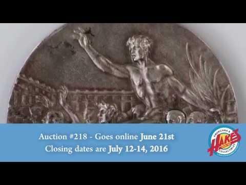 1936 Summer Olympics Silver Medal