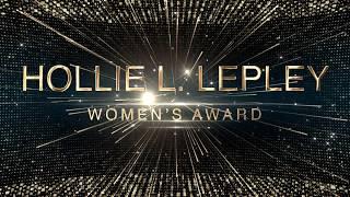 2018 Black and Gold Awards: Women's Lepley thumbnail