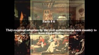Adoption of the Gregorian calendar Top # 10 Facts
