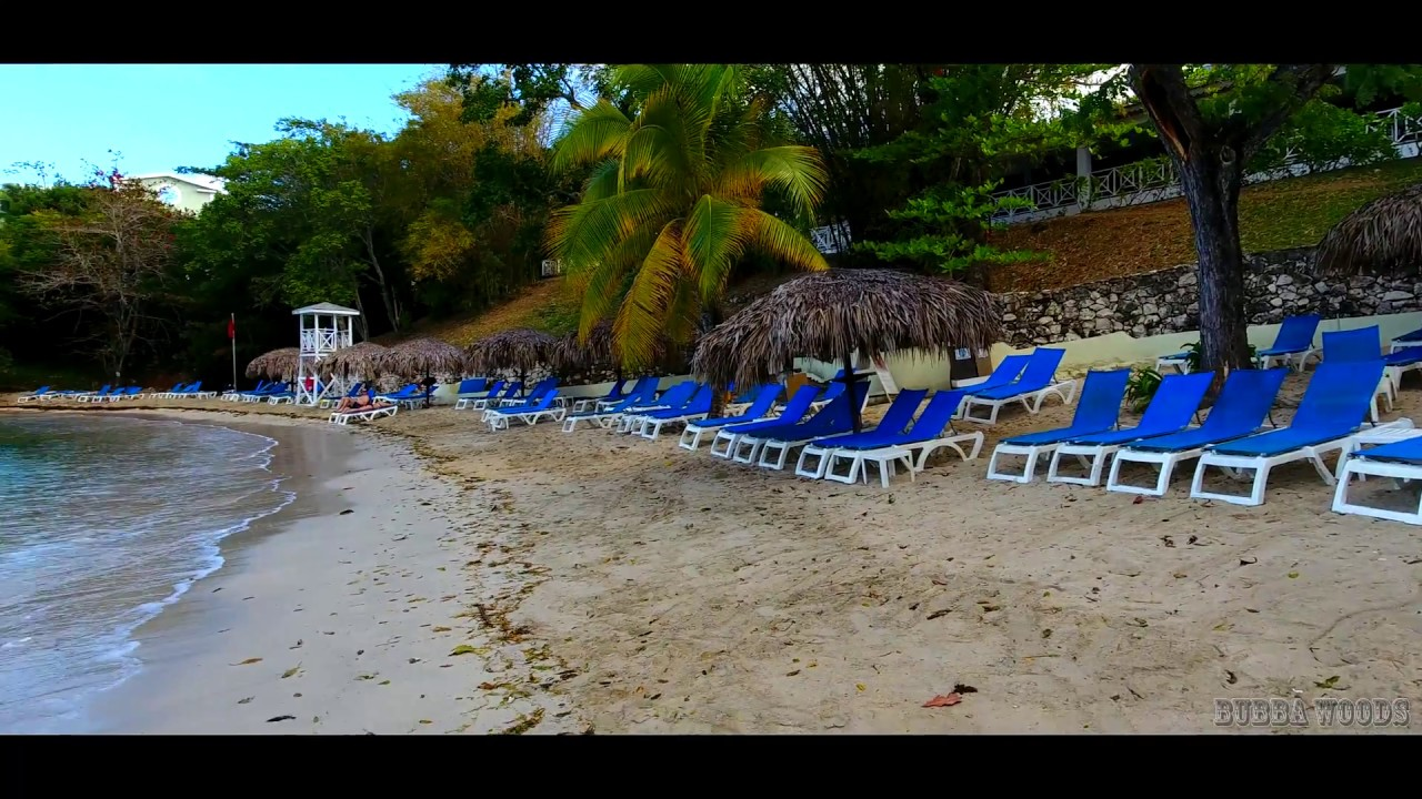 Grand Palladium Jamaica Sunset Cove Beach Drone Life 2017