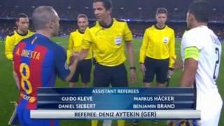 барселона - ПСЖ 6:1 Лига чемпионов 1/8 финала Ответный матч Обзор H