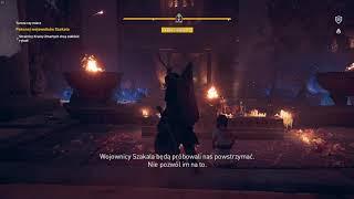 Assassin's Creed Origins #219 - Tarcza Czy Miecz?