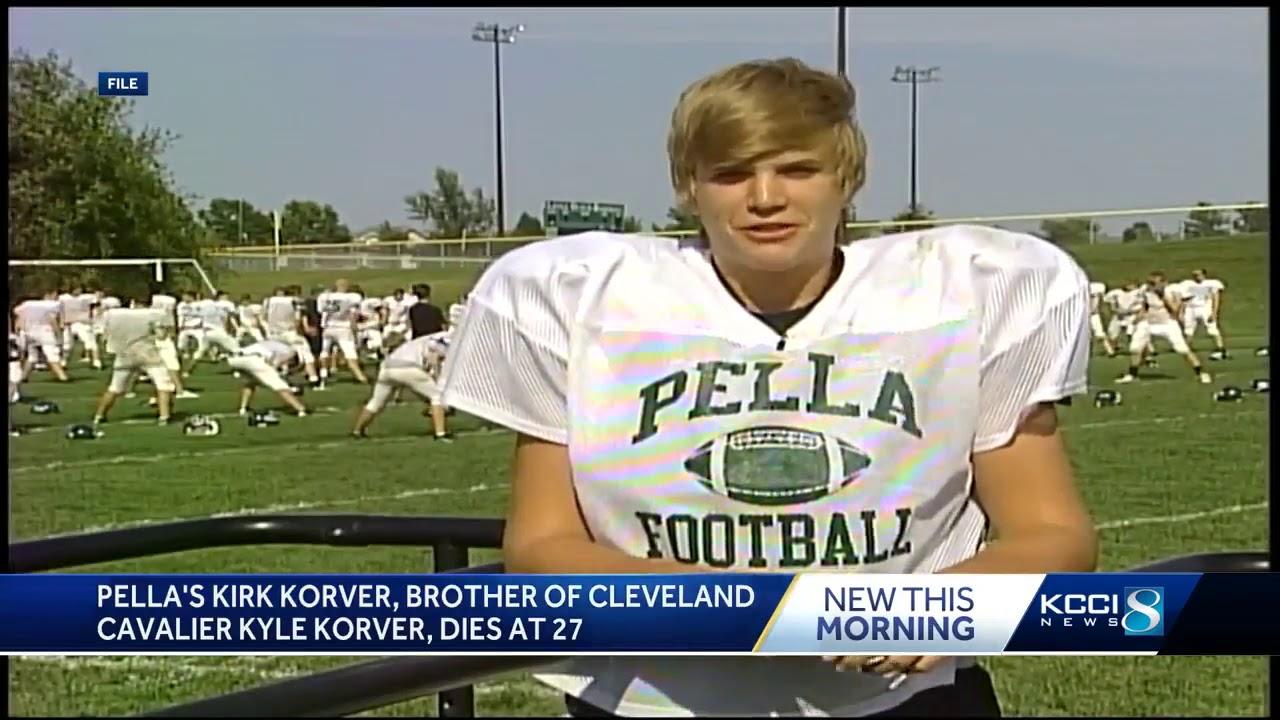 Kirk Korver, brother of Kyle Korver, dies at age 27