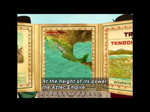 The Time Compass: The Aztec Empire (Accessible Preview)