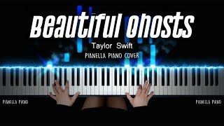 """Taylor Swift - Beautiful Ghosts (From The Motion Picture """"Cats"""") PIANO COVER by Pianella Piano"""