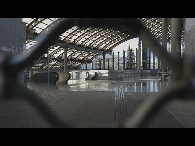Греция: транспортники против приватизации