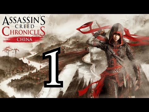 ► Assassin's Creed Chronicles : China | #1 | Šao Jun! | CZ Lets Play / Gameplay [1080p] [PC]