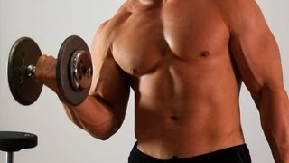 How to Do an Alternate Dumbbell Curl   Arm Workout