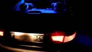 Тест Драйв KIA RIO 1.6 Подсветка салона автомобиля(Тест Драйв KIA RIO 1.6 Подсветка салона автомобиля., 2015-01-27T22:31:29.000Z)