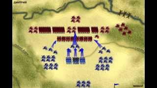 Куликовская битва. Ход сражения