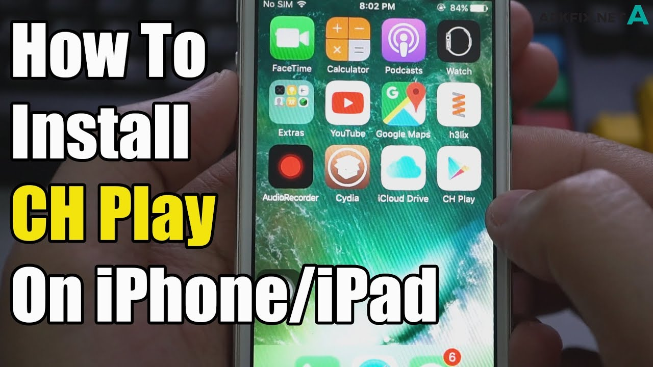 How To Install CH Play on iPhone/iPad NON-JAILBREAK