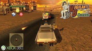 Vigilante 8: Arcade - Xbox 360 / XBLA Gameplay (2008)