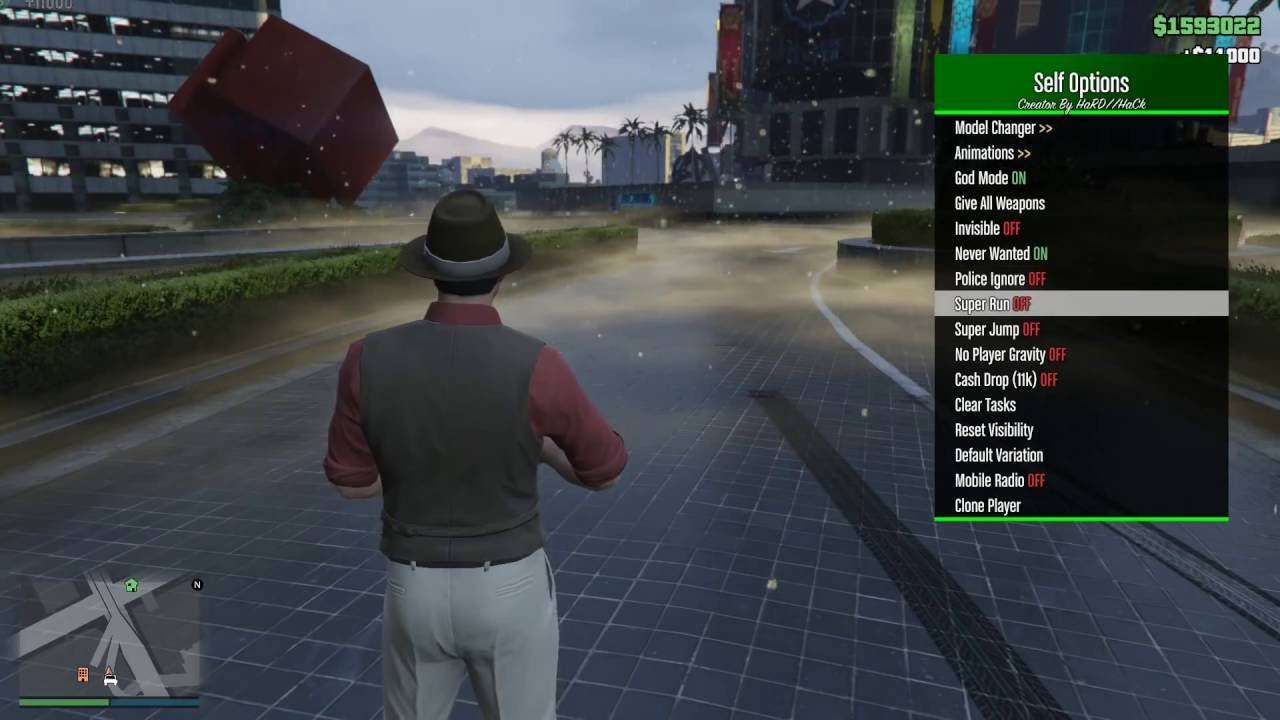 gta v online updated mod menu w money hack tutorial pc youtube