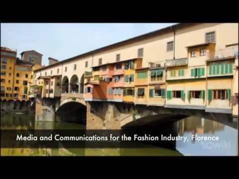 AIM Overseas Program: Media And Communication For The Fashion Industry, Florence