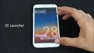 Best Android Launchers 2013 (New Launchers) : Review #5