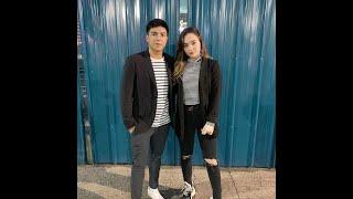 Nash Aguas and Mika dela Cruz [ ang sweet♥️ ]