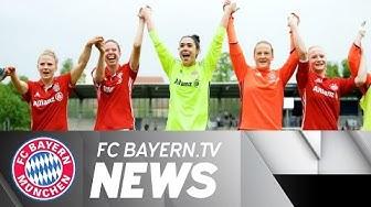 Bayern Women win crunch match in Potsdam