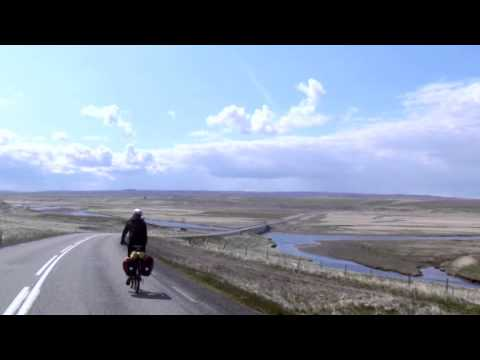 Becky Yate's Digital Story (Iceland): Earth, Water, Fire, Wind and Ash