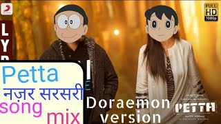 Nazar Sarsari Darshan Rawal Petta Rajnikant meets Doraemon hindi Petta Full HD