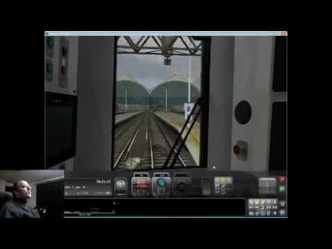 Choo choo I'm a train! London to Brighton DLC (Train Simulator 2013) |