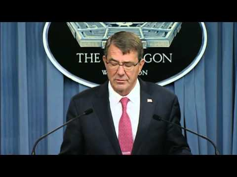 Secretary of Defense Ash Carter Opens All Jobs to Women - 12/3/2015