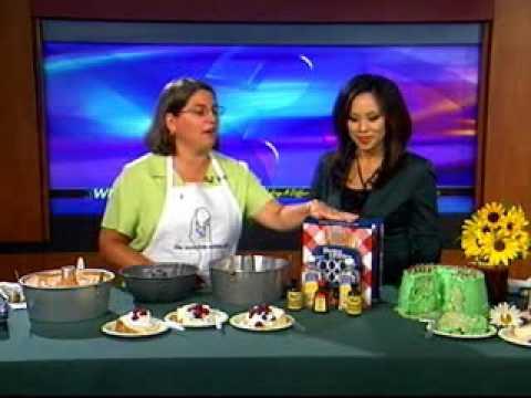 Interview - Deanna Persinger, Best Chiffon Cake Winner ...