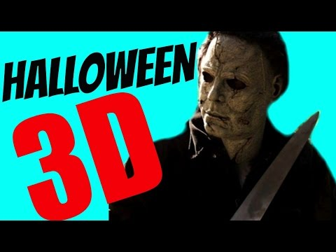 Halloween 3D Script RECAP REVIEW