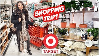 Target Shop With Me & Haul! January 2019!