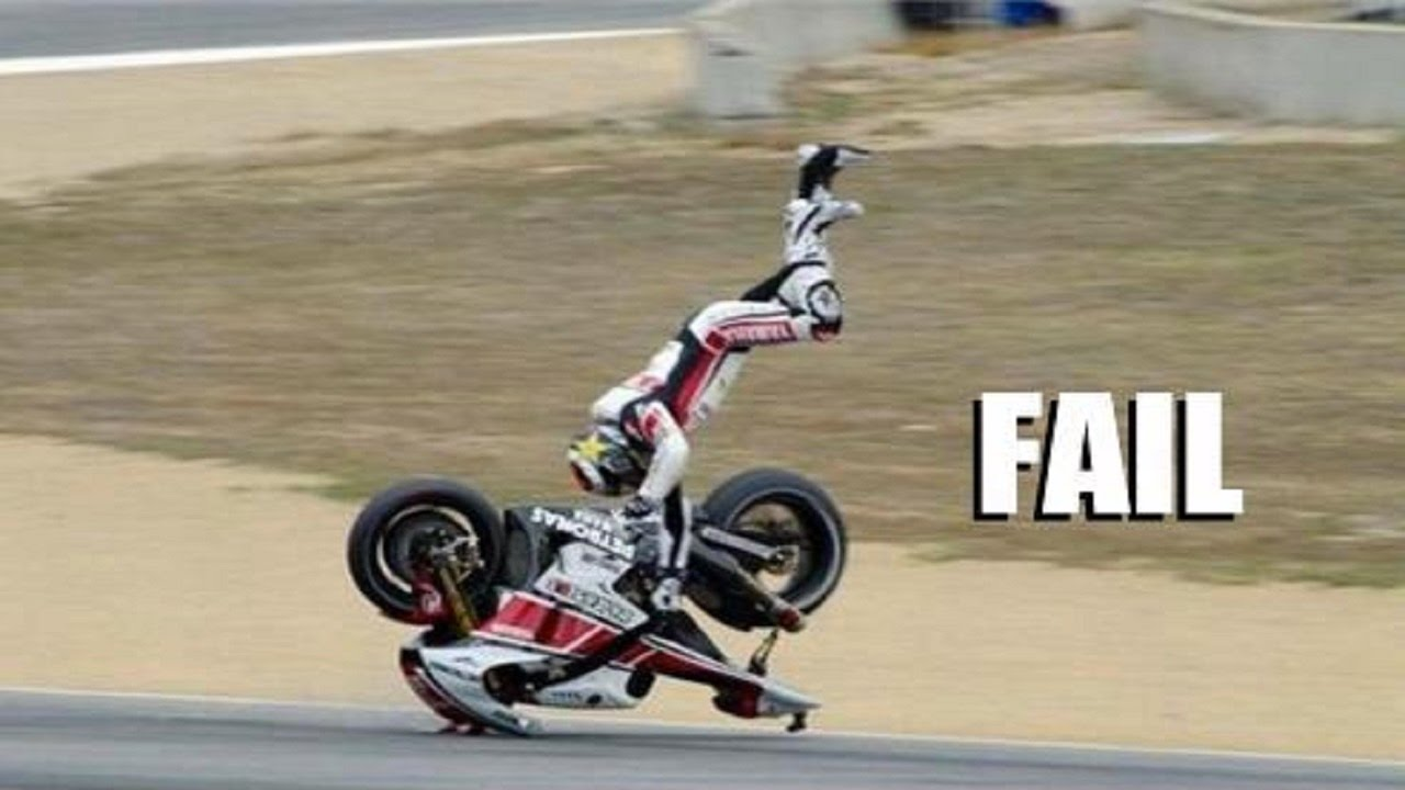 Amazing Fail Amp Crash Compilation Of Motorcycle Best Ever