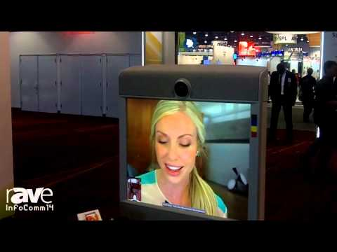 InfoComm 2014: Suitable Technologies Demonstrates its Beam Remote Presence System