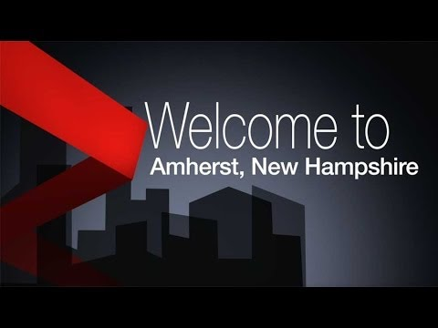 Amherst, New Hampshire Community Tour