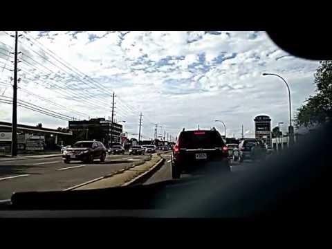 Driving in Ottawa