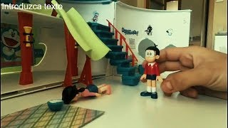Лего Домик Дораймона.Doraemon nobita shizuka.Dorimon adventure sizuka  playhouse doramon.