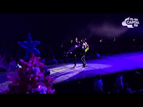 Lady Gaga - Aura (Live At Capital FM Jingle Bell Ball) HD
