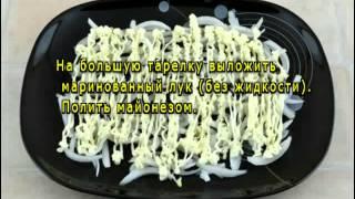 Салат с говядиной «Мужские грезы»   YouTube