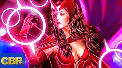 WandaVision Proves Scarlet Witch Is The Most Powerful Avenger