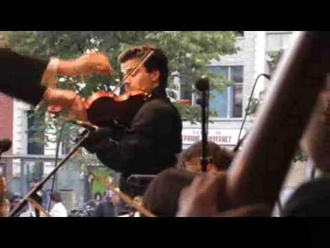 Klassiek in de Stad 2008 - sfeerverslag · Antwerp Symphony Orchestra