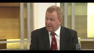 ABC News Breakfast Interview with Rod North 12 November 2013