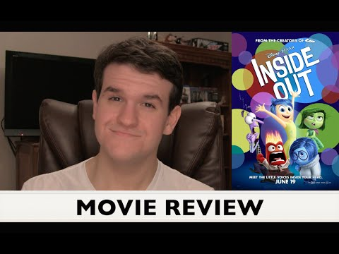 Inside Out - MOVIE REVIEW (Emotions...)