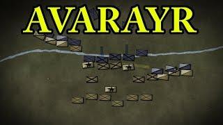 The Battle of Avarayr 451 AD