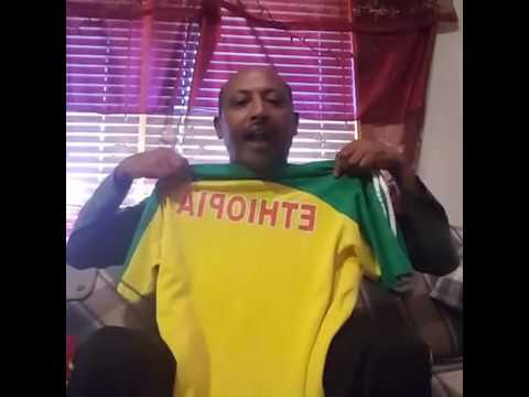 Mesfin Feyisa talking about flag and unity in Ethiopia ( Must watch)