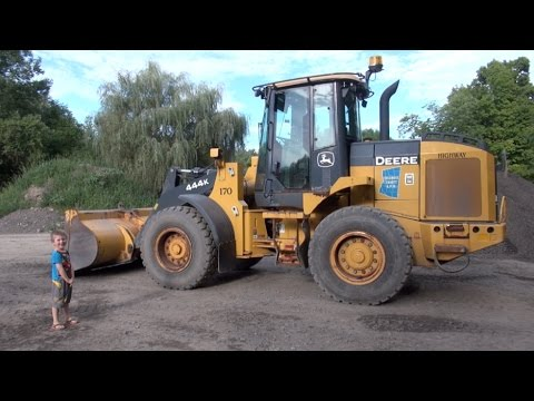 Thumbnail: THE TRACTOR TRACKER - WHEEL LOADERS