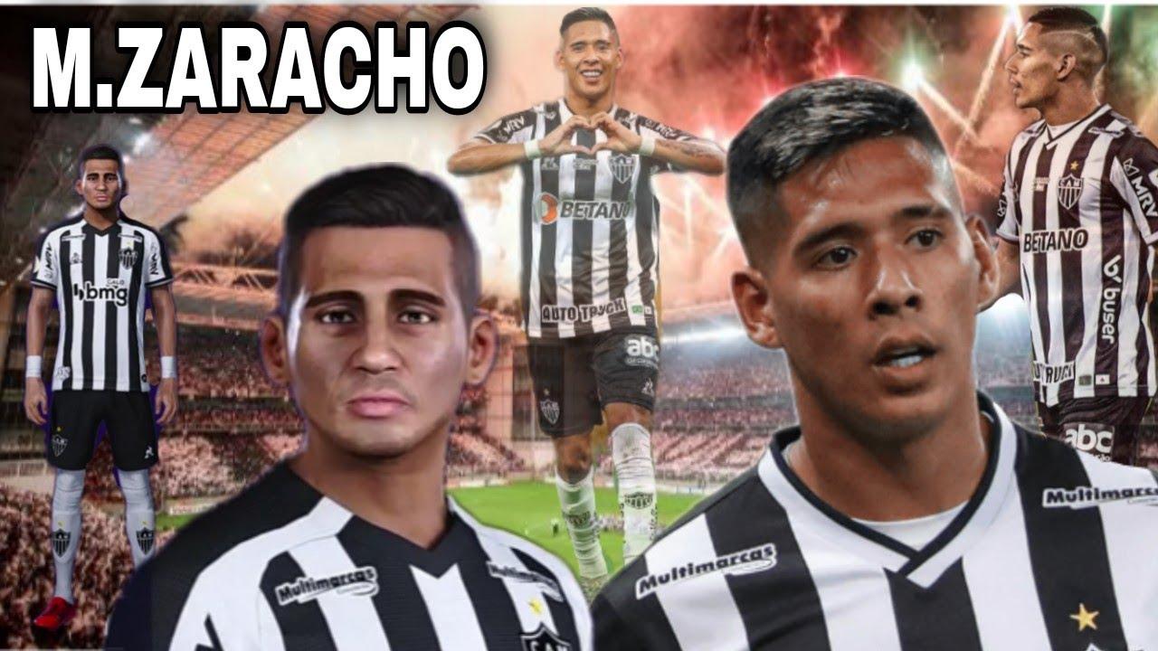 EDIT FACE MATIAS ZARACHO PES 2021