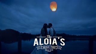 Nicole & Tony's Northwoods Dream [Cinematic Wedding Video Trailer]