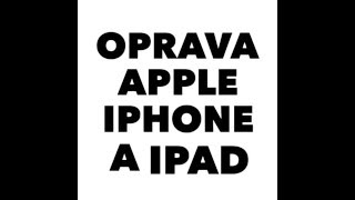 Oprava iPhone a iPad Opava