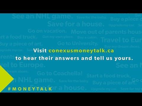 Conexus CU - #MONEYTALK in 19 seconds