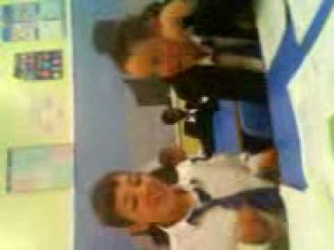 Ross nd Aaron band practise in maths